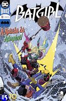 DC Renascimento: Batgirl #18