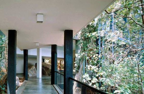 A Daily Dose of Architecture Books: Kandalama Hotel