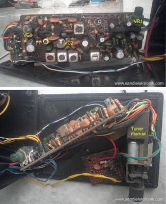 car radio tuner