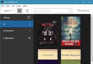 برنامج, كيندل, للبحث, عن, الكتب, الالكترونية, وتحميلها, وقرائتها, أون, لاين, Kindle ,for ,PC, اخر, اصدار
