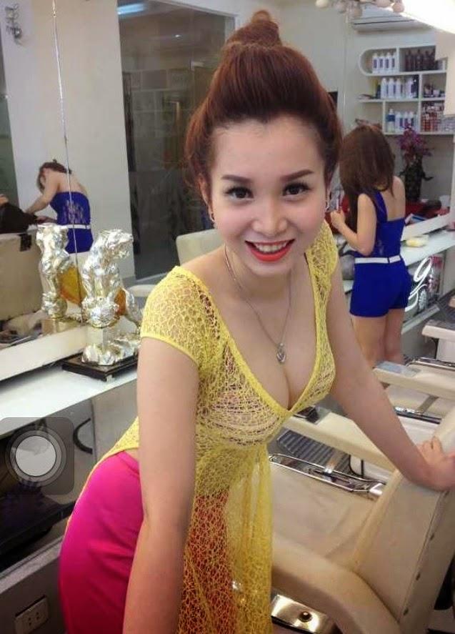 Asian karaoke beauty from web - 1 3