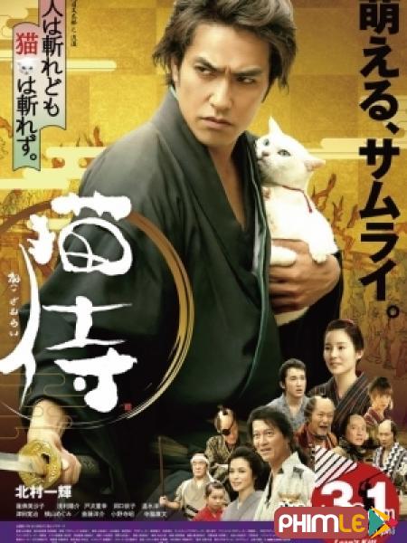 Chú Mèo Samurai 1