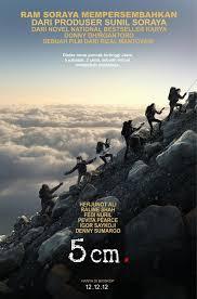 Download Film 5 Cm (2012) Full Movie