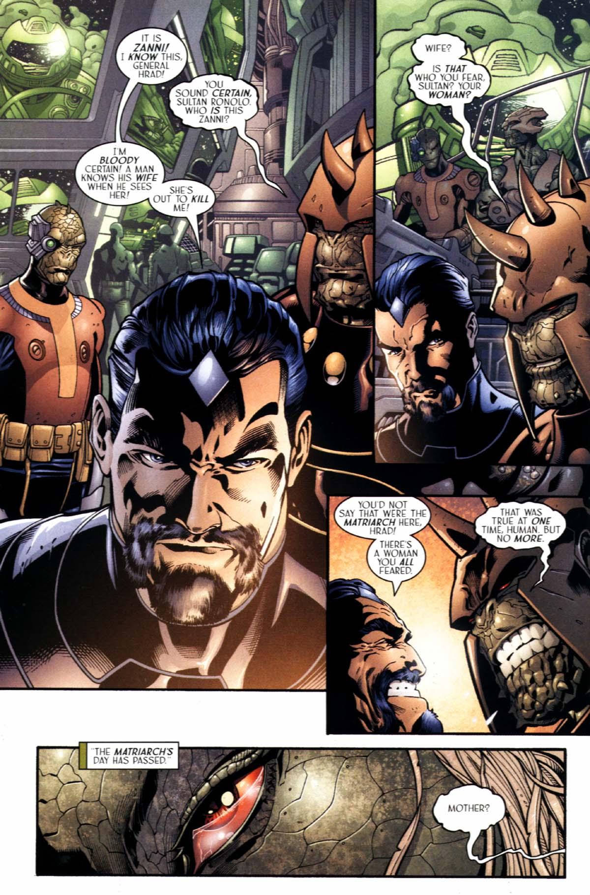Read online Sigil (2000) comic -  Issue #21 - 14