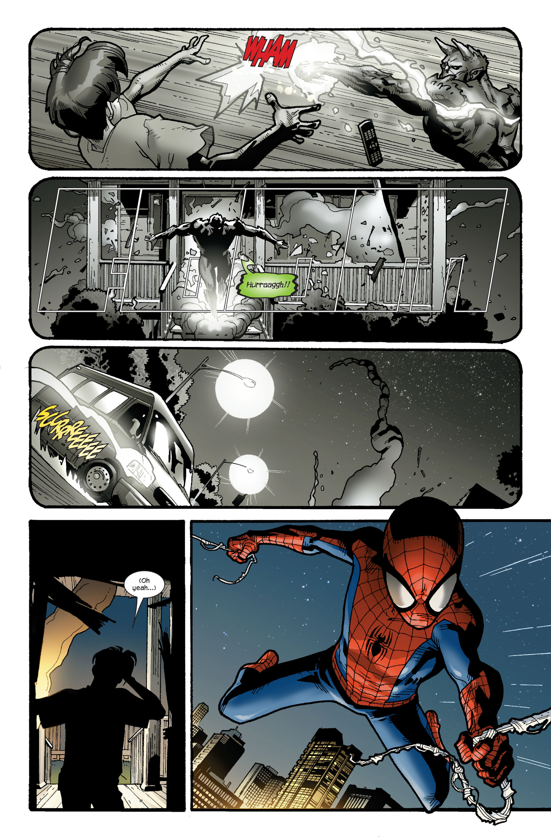Read online Ultimate Spider-Man (2000) comic -  Issue #117 - 4