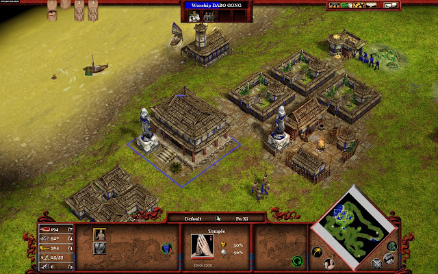 Age of Mythology Tale of the Dragon Free Download Screenshot 1