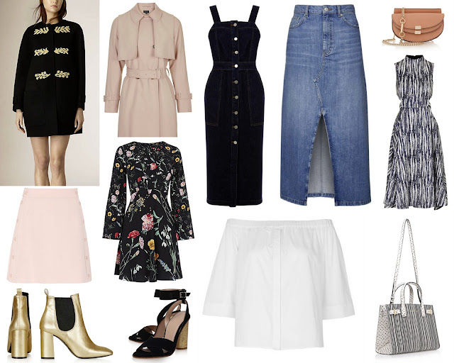 London Fashion Week Outfit Edit by What Laura did Next