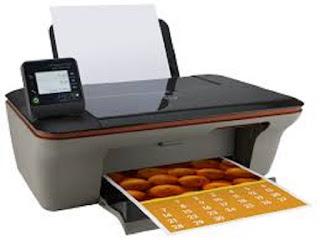 Picture HP Deskjet 3052A J611g Printer