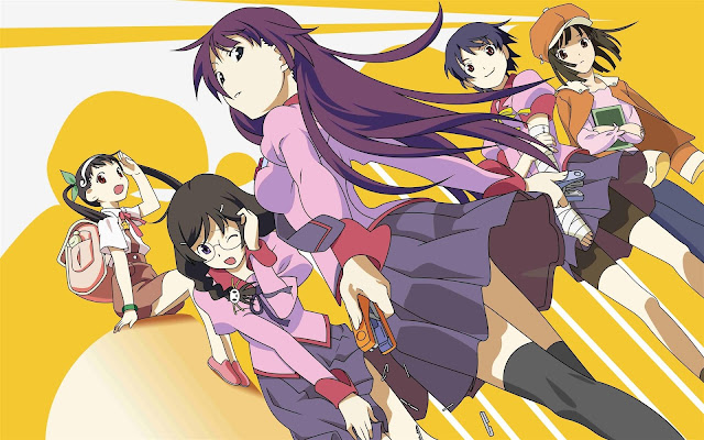 Download OST Opening Ending Anime Bakemonogatari Full Version
