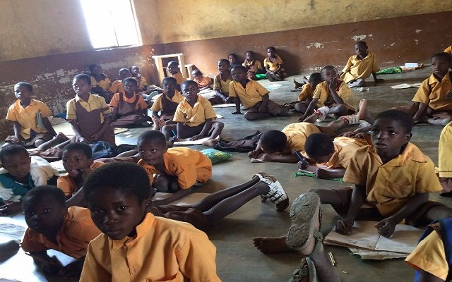 So President Mahama Didn't See This School - Headmistress of Kperisi