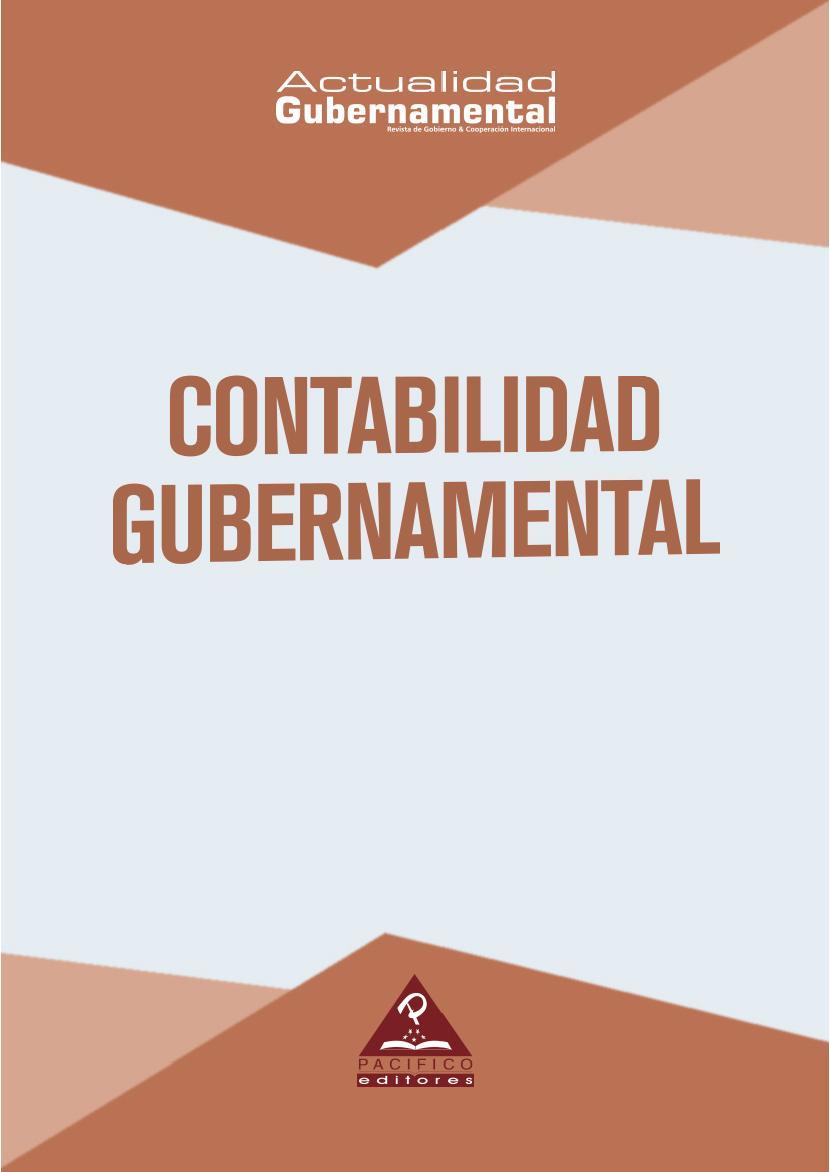 Contabilidad gubernamental: Actualidad gubernamental