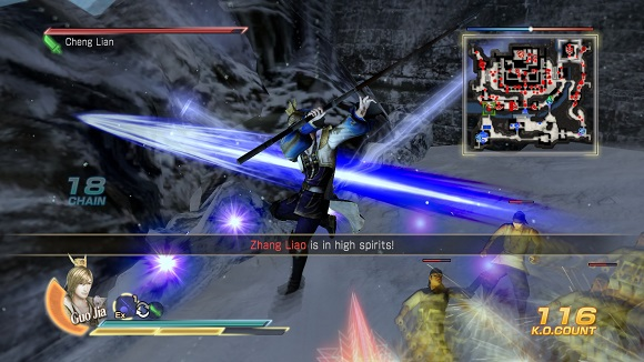 Dynasty Warriors 8: Xtreme Legends (USA) PS3 ISO Screenshots #1