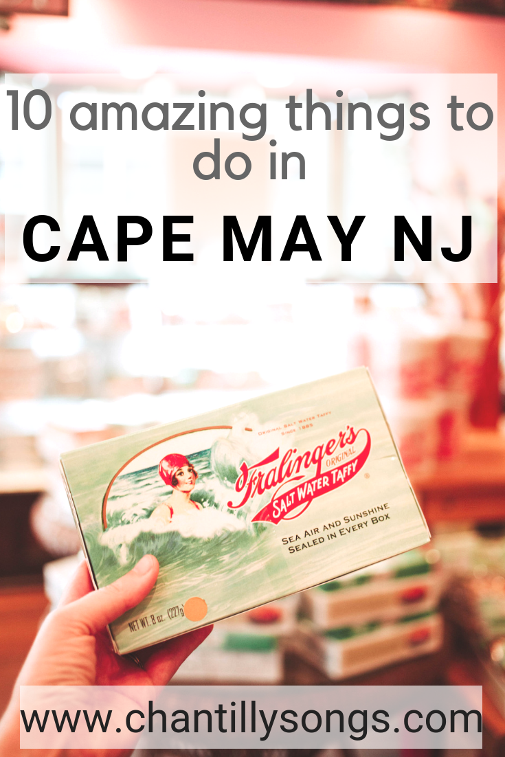 Cape May Wildwood Guide things to do