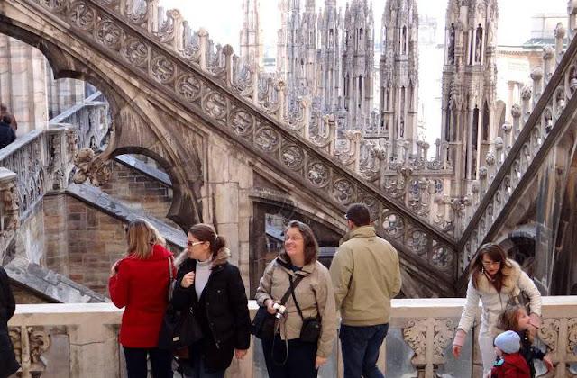 Tour pela cidade de Milão