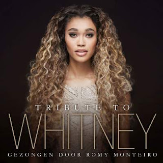 Romy Monteiro - A Tribute To Whitney - Album Download, Itunes Cover, Official Cover, Album CD Cover Art, Tracklist