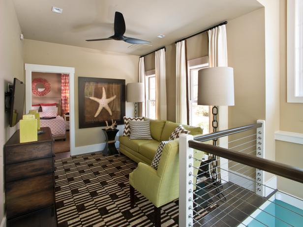 Modern Furniture: Loft Pictures : HGTV Smart Home 2013