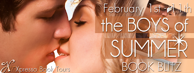 Book Blast: Boys of Summer by C.J. Duggan *Exerpt & Giveaway*