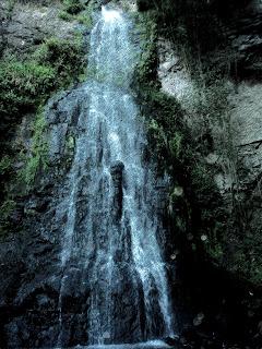 Cachoeira Neblina, no Parque das 8 Cachoeiras, São Francisco Paula
