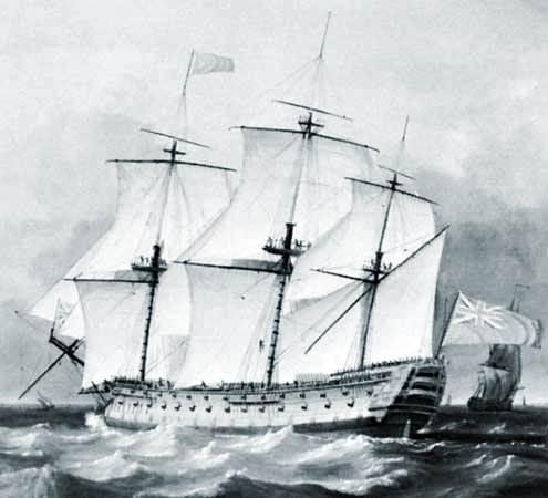 HMS Victory guerras napoleónicas