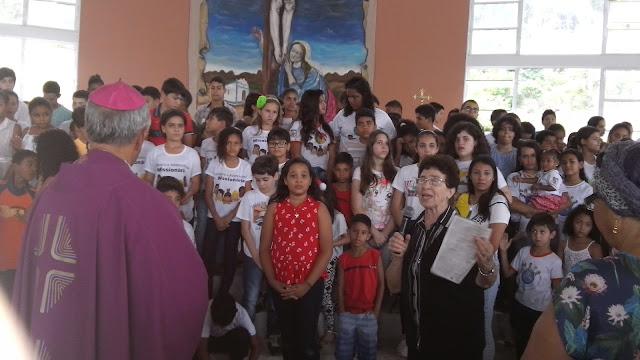 4ª Romaria da IAM e JM da Diocese de Colatina