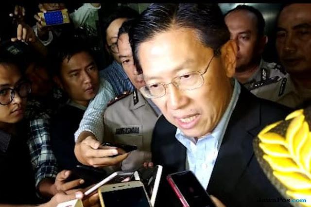 9 Jam Diperiksa KPK, James Riady Bantah Terlibat Suap Meikarta