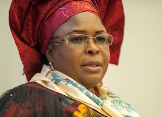 Former First Lady of Nigeria