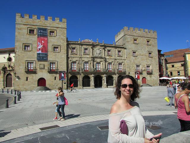 Recordando Asturias en Gijón