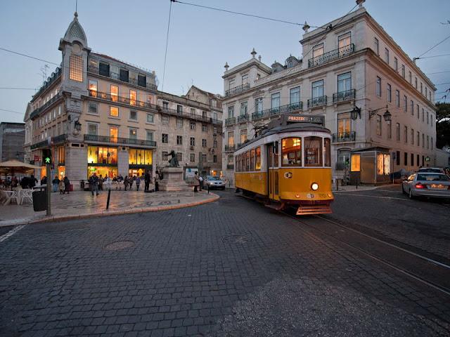 Hotéis na zona turística de Lisboa