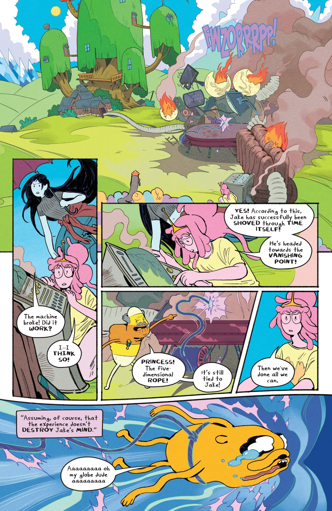 Adventure Time: Beginning of the End 3 Page 3