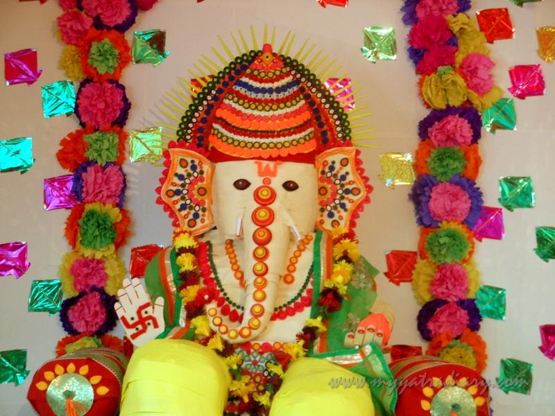 9 Innovative Eco-Friendly Ganesh Chaturthi Ganpati Idols