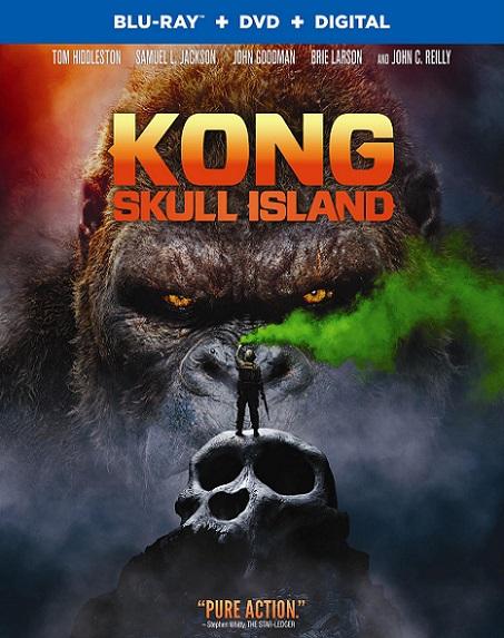 Kong: Skull Island (Kong: La Isla Calavera) (2017) 1080p Blu ray REMUX 27GB mkv Dual Audio Dolby TrueHD ATMOS 7.1 ch