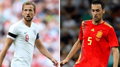 مشاهدة مباراة اسبانيا وإنجلترا بث مباشر 15-10-2018 دوري الأمم الأوروبية