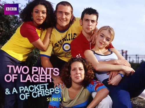 Two Pints of Lager and a Packet of Crisps - Season 2