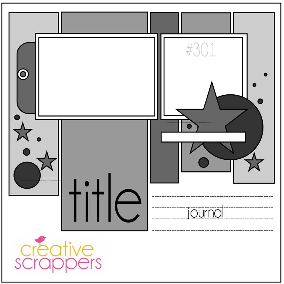Creative Scrappers December Sponsor, Promo Code, & a