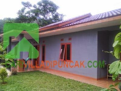 Bagian Samping Villa