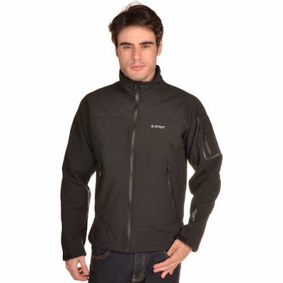 Jaqueta Hi-Tec Ganges Soft Shell