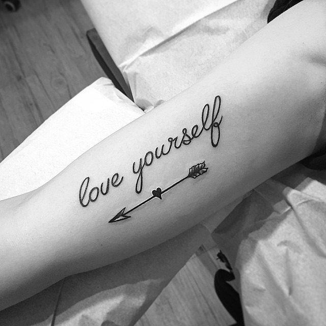 Hình Xăm Chữ Tiếng Anh Ý Nghĩa - Tattoo Chữ Tiếng Anh Ý Nghĩa