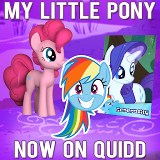Love to Collect? Quidd Just Launched My Little Pony!