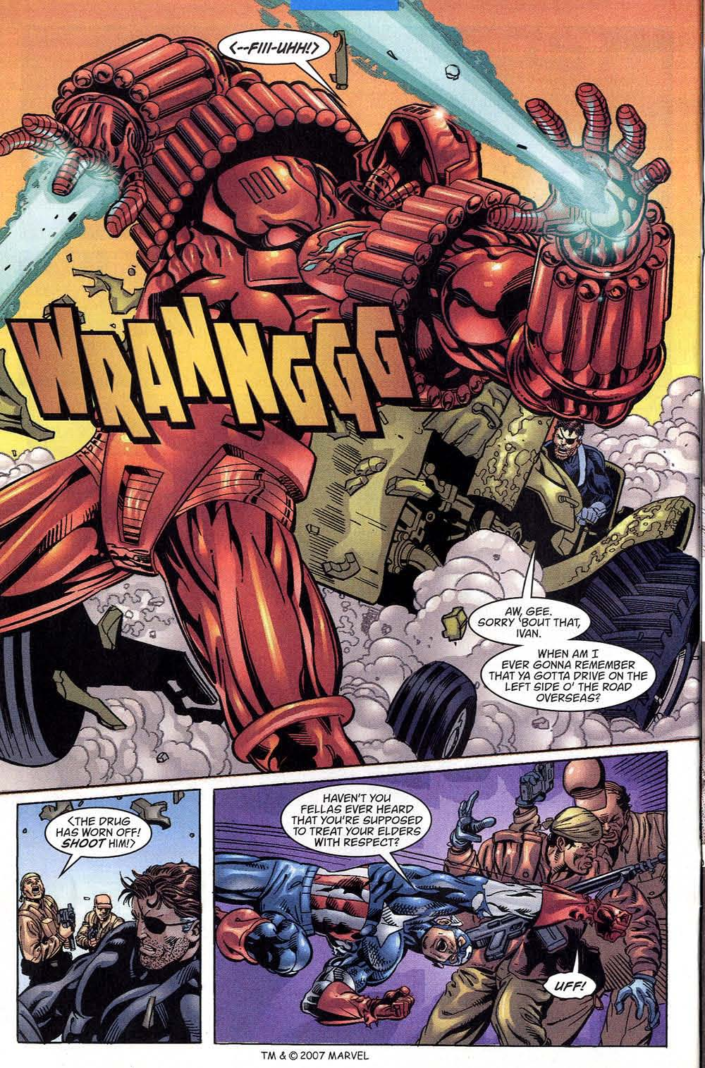 Captain America (1998) Issue #43 #50 - English 22