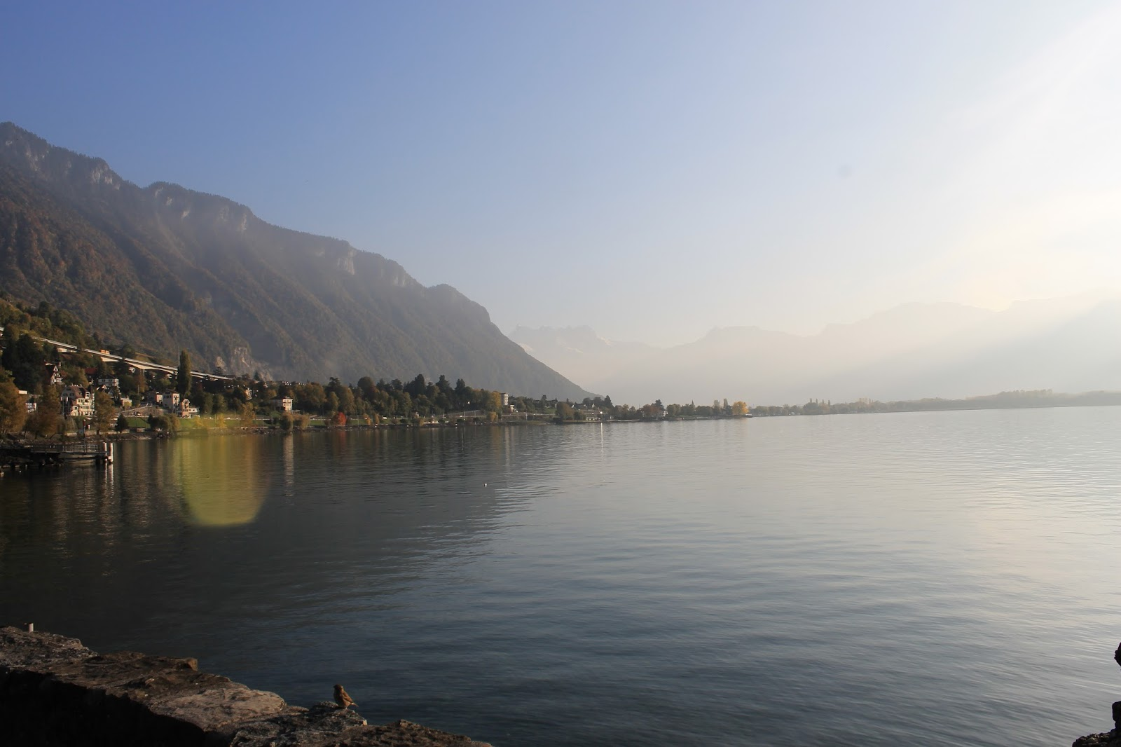 Lago Léman - Montreux
