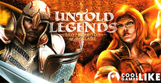 Download Untold Legends - Brotherhood of the Blade Game PSP for Android - www.pollogames.com