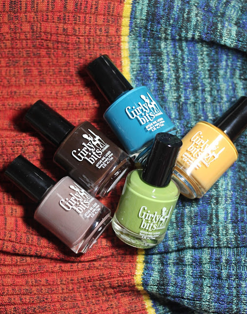 Girly Bits Fall Cremes Collection 2017