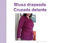 http://www.patronycostura.com/2017/03/blusa-drapeada-cruzada-delante-diytema.html