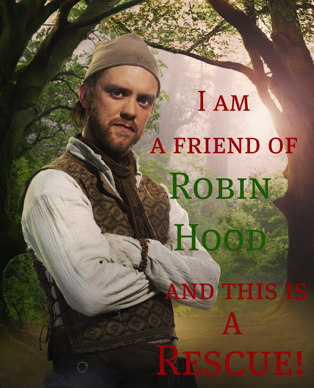 Old Fashioned Man Quotes: Old-Fashioned Charm: Robin Hood (BBC TV Series