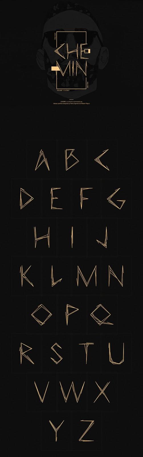 Download Gratis Font Terbaru September 2015 - Chemin Free Font