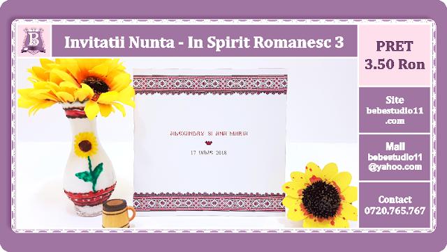 In Spirit Romanesc 3