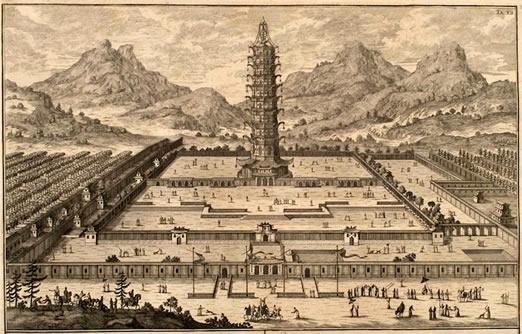 Medieval Nanjing (Nanking)