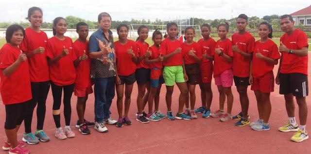 Patroli303 : Indonesia Raih 2 Medali Emas Lagi di SEA Youth Athletics Championship