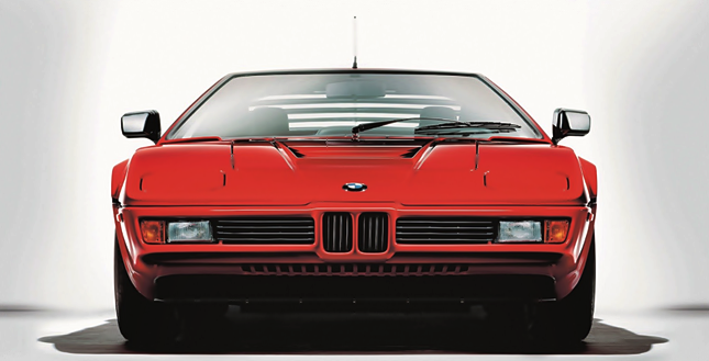 The BMW M1 - A BMW Motorsport Legend Super Car