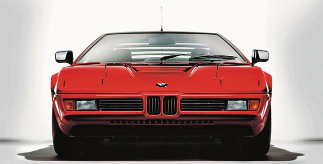 The BMW M1 - A BMW Motorsport Legend Super Car